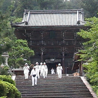 Hasedera - The main gate