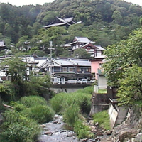 Hasedera - from a bridge