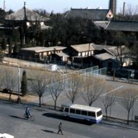 Beijing University campus buildings
